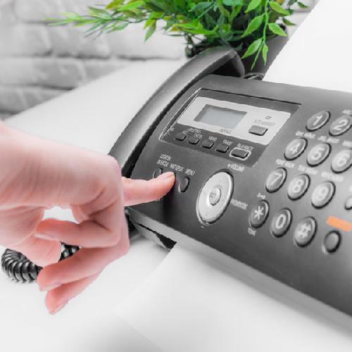 Fax Sending and Fax Receiving Dana Point
