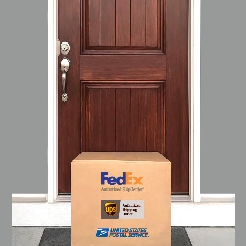 Package Receiving Dana Point